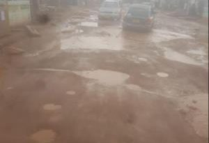 No Road, No Vote – Adjei Kojo Residents Cry Over 'Death Trap' Roads