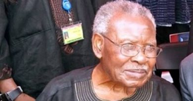 One Year Celebration Of The Death Of Mr. Joseph Henry Mensah 31. 10. 1928 – 12. 07. 2018