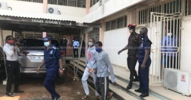 Takoradi Kidnappings: Jury Empanelled Ahead Of Trial Of Accused Persons
