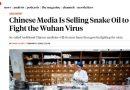 'Traditional Chinese medicine harmed new coronavirus control' – Korea Biomedical Review – Korea Biomedical Review