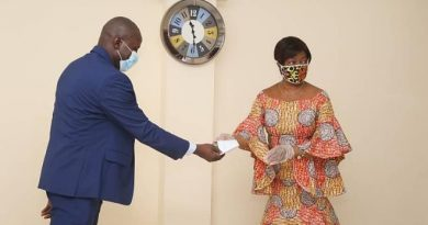 True Nation Builders; NABCO Donates GHC525, 000 To National COVID-19 Fund