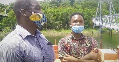 VIDEO: COVID-19 Slows Activities At Volta Lake Transport