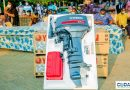 Volta: CODA, MOFAD Distribute Subsidised Outboard Motors To Fishermen