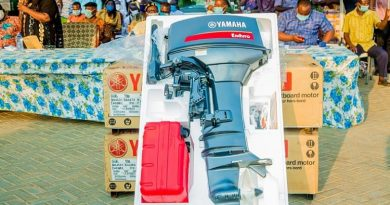 Volta: CODA, MOFAD Distribute Subsidised Outboard Motors To Fishermen