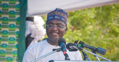 What Did You Do To Alleviate Suffering And Promote Inclusion — Bawumia Questions Mahama's Record