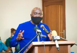 17,334 Infrastructure Projects Started, 8,746 Completed And 8,588 Ongoing Under NPP — Bawumia