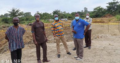 3 More Community Mining Schemes Launched In Ashanti Region