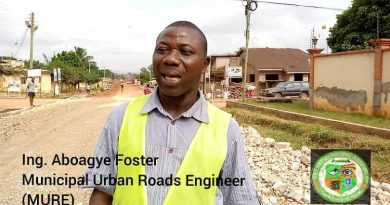 Accra: Ga East Municipal Undertakes Massive Rehabilitation Of Roads