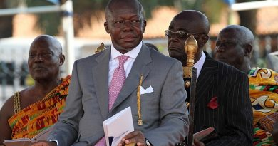 Asantehene Laments Over Abandoned 12-Year-Old KNUST Teaching Hospital Project