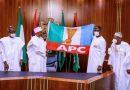 Buhari, Ize-Iyamu, Others Meet In Aso Rock – SaharaReporters.com