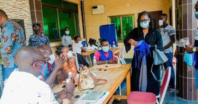 Combating Covid-19: Ablekuma West MP, MCE Join CODA To Sensitise Public