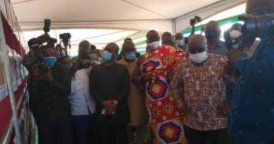 Coronavirus Won't Delay Tema-Mpakadan Rail Project – Akufo-Addo Assured