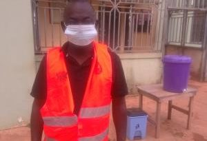 COVID-19: Agona East District Assembly Distributes 37,000 Nose Masks