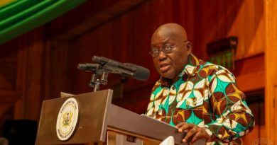 COVID-19: All Backlog Samples Cleared, Active Cases Now 1,847 – Akufo-Addo