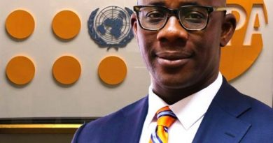 COVID-19 Double Hit Black Girls – UNFPA Country Rep