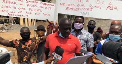Demolish Building On Access Road – East Legon Residents To Authorities