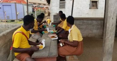 Don't Do Politics With Hot Meals Being Served JHS Students—Gender Minister
