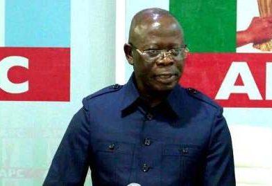 EDO 2020: Why Oshiomhole, APC, must get it right this time — Igbadumhe – Vanguard