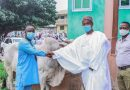 Eid-Ul-Adha: Kumasi Central Mosque Receives Donation From SUNDA International