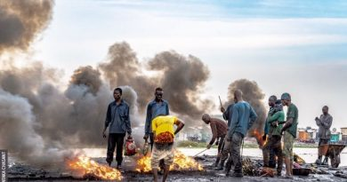 Eight Grabbed For Burning e-waste At Agbobloshie