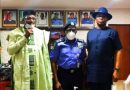 Factional Speaker of Edo Assembly, members visit CP, get police backing – – The Eagle Online