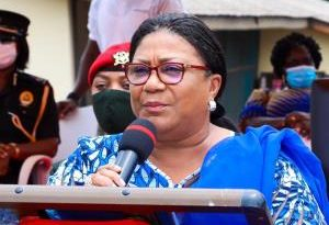 First Lady Donation To Teshie, Nungua And Osu Homowo Festivities