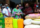 First Lady Supports Tema Homowo Festival