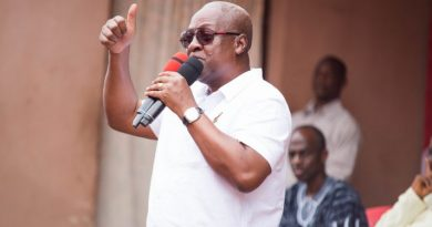 I Will Exempt Small Businesses From Paying Taxes; Commercial Cars From Import Duties – Mahama Promises