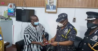 IGP Assures Savannah Region Of Maximum Security