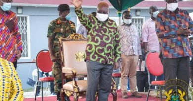 I'll Not Trade National Peace For Personal Gain — Akufo-Addo