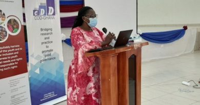 Involve Youth In Governance Processes — CDD-Ghana