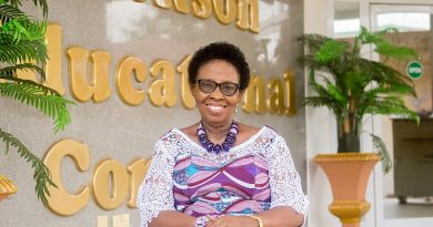 It's Time We Acknowledged The Role Of Women In National Development—Mrs. Jackson