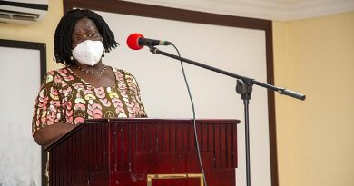 Jane Naana Meets Accra Chiefs