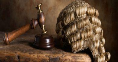 Judge Dashes Accused Person Money