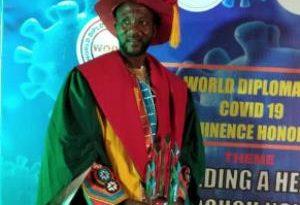 Kasoa Odikro Nai Mohammed Sani Seidu Yusif III Honoured