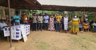 Kyebi Municipal: NCCE Organises Social Auditing At Potroase