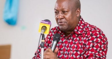 Mahama Register At Bole