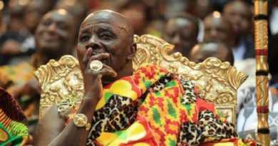 Okyenhene Replies Oti Boateng's 'Acerbic', 'Vitriolic' Letter Of Playing 'Highly Risky', 'Needless Game'