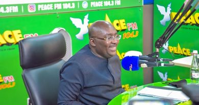 Our delivery tracker website demonstrates transparency and accountability in governance – Bawumia