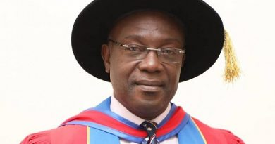 Professor Amankwah Is New Vice-Chancellor Of UMaT
