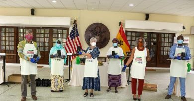 Promote, Plant, Protect: U.S. Supports Shea Parkland Restoration Initiative And Women's Economic Empowerment In Ghana