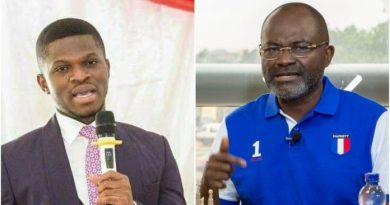 Sammy Gyamfi Drags Ken Agyapong To CID For Allegedly Threatening His Life