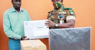 UNMISS Peacekeepers From Ghana Train 70 Young People In Computer Skills