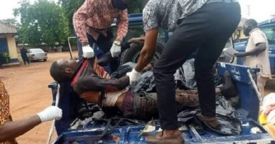 Upper West Police Gun Down Two Robbers