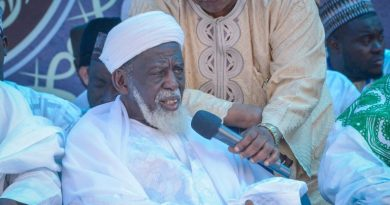 Voter Registration: Chief Imam Wants Perpetrators Of Violence Punished