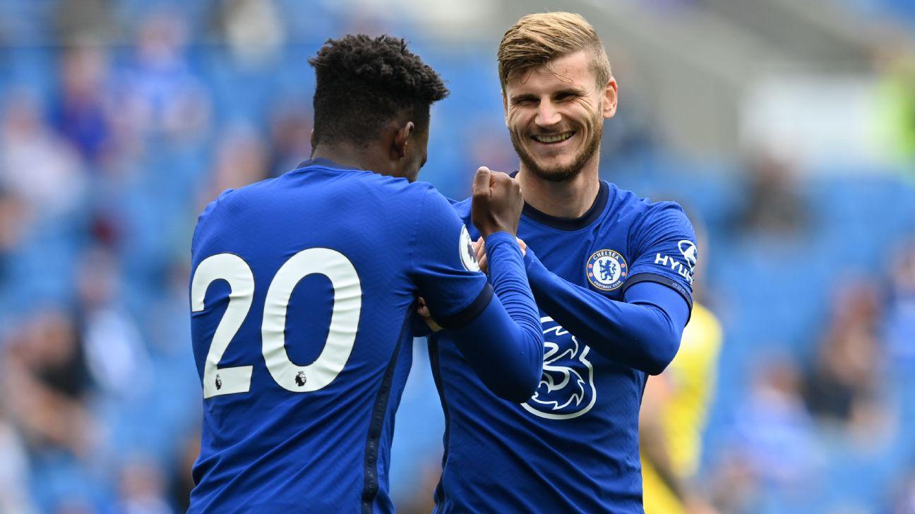 Werner scores in Chelsea debut against Brighton - Uromi Voice