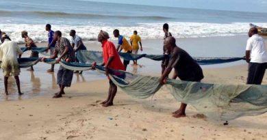 "Western Region Fishermen Petition Akufo‐Addo To Abolish ""Saiko"" Fishing"