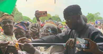 Yendi: Farouk Mahama Commissions First CHPS Compound At Gbunbgaliga