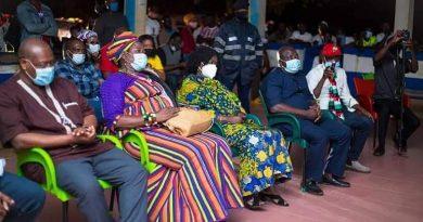 You Are Godsent – Kusaug Chief Praises Jane Naana