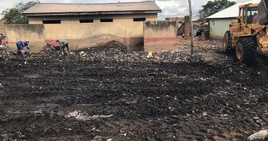 Zoomlion Clears Heap Of Refuse At Lamashegu After Viral Video Plea To President Akufo-Addo